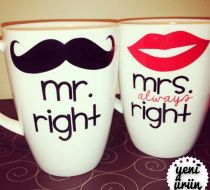 Mr& Mrs Right(Çift)