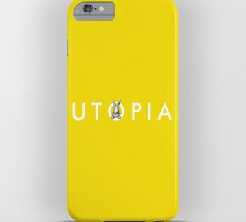 UTOPIA by Mü DESIGN -  TELEFON KAPAĞI