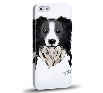 BORDER COLLIE by Mü DESIGN - TELEFON KAPAĞI