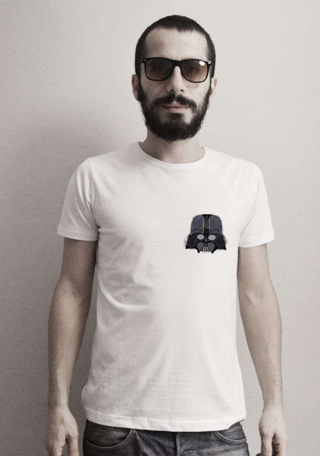 Darth Wader Bay Tshirt