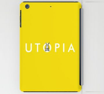 UTOPIA by Mü DESIGN - IPAD MINI KORUYUCU