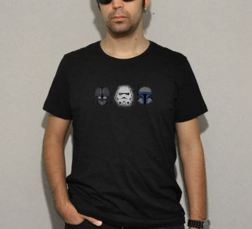 Darth-Jango-Clone Bay Tshirt