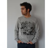 Freedom of Speech Erkek Sweatshirt