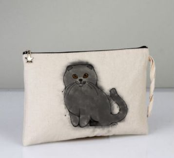 Scottishfold Clutch