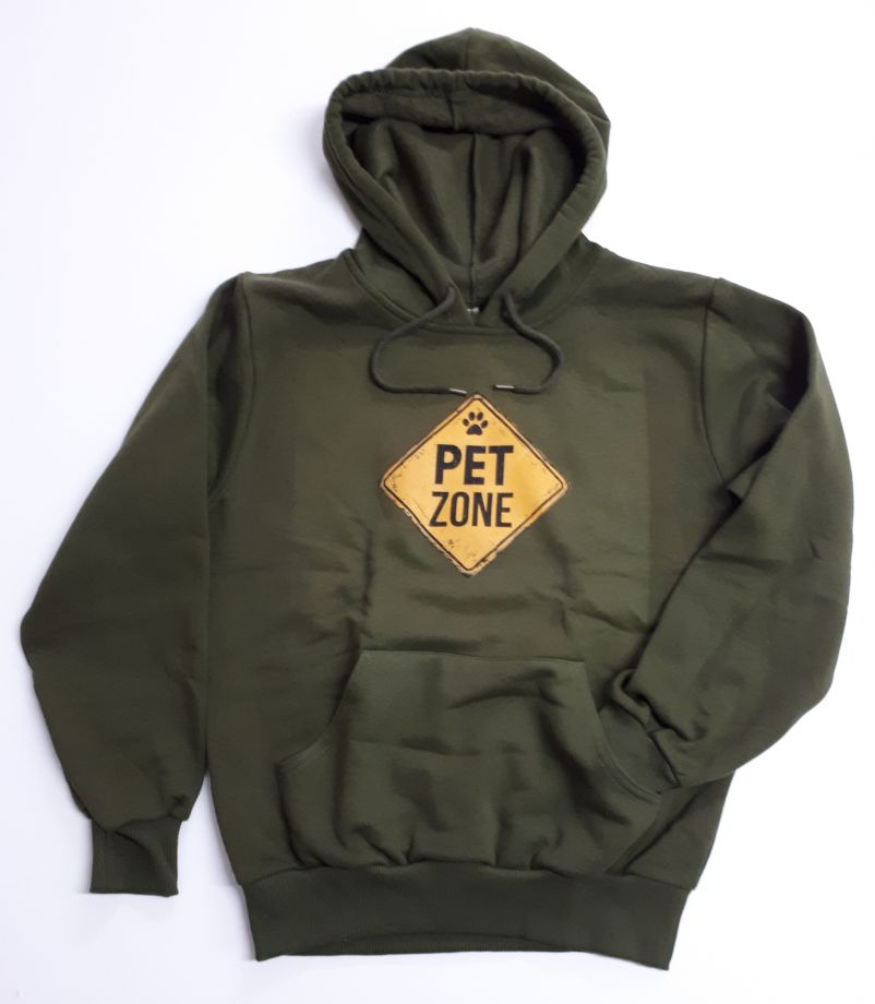 Pet Zone Unisex Sweatshirt (9 renk)