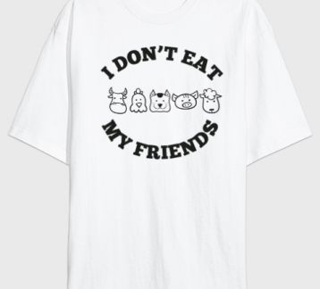 Friends Oversize Tshirt