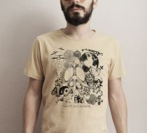 Make Peace No War / Erkek Tshirt