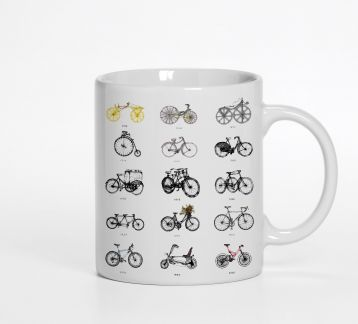 Evolution of  Bicycles Kupa