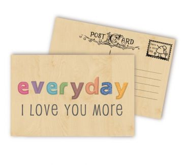 everyday I love you