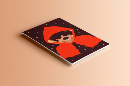 Red Riding Hood - Poster (30cm x 42cm)