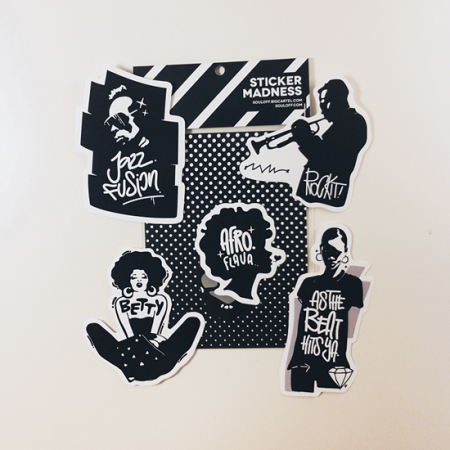 Miles Davis Pack (Sticker Pack)