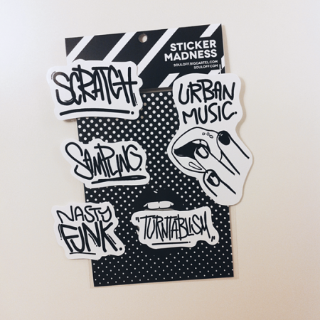 Scratch Pack (Sticker Pack)