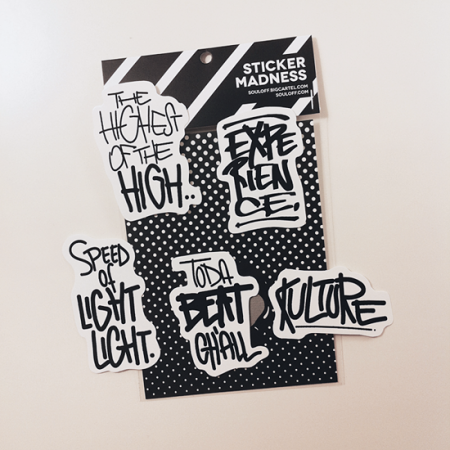 High Pack (Sticker Pack)