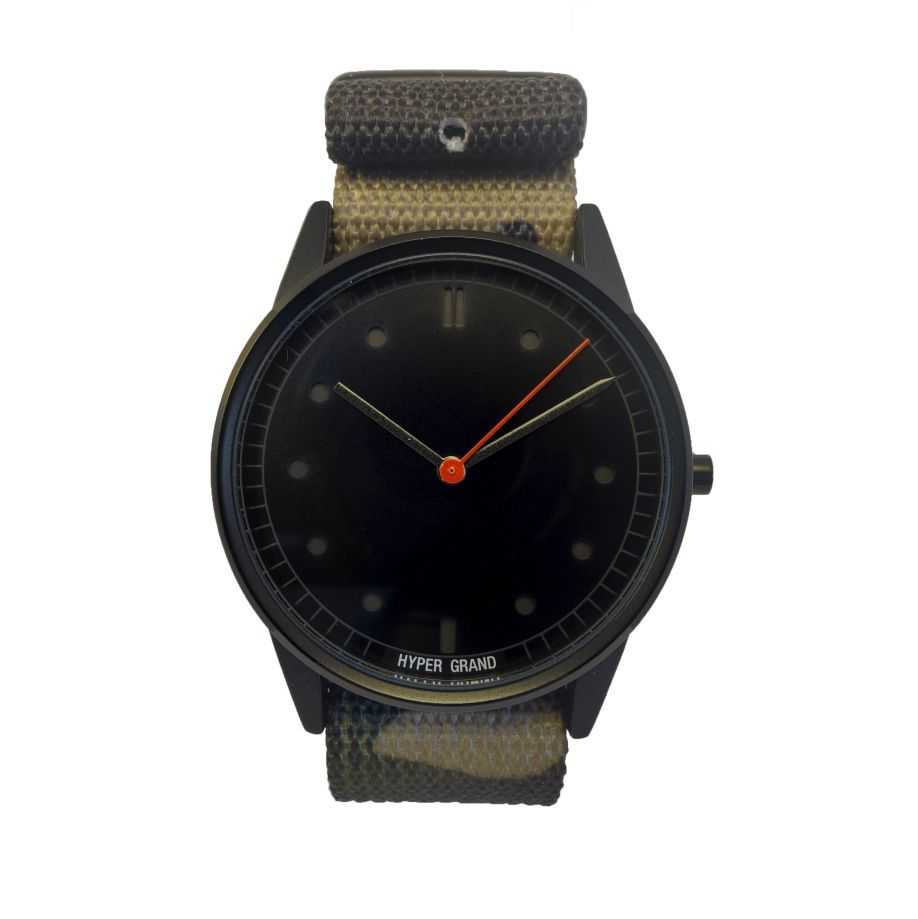 Nato Watch Camo Jungle