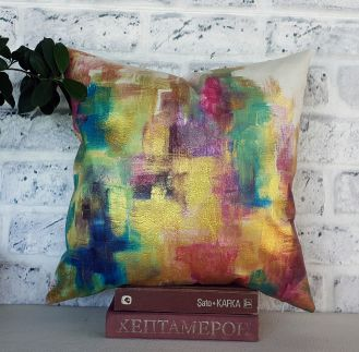 Art pillow 40x40 -1ad