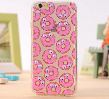 Iphone 7 Donut Case