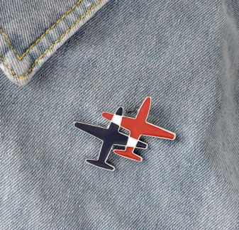 Plane Pin - For Aviation Lovers