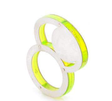 Lime  Ring