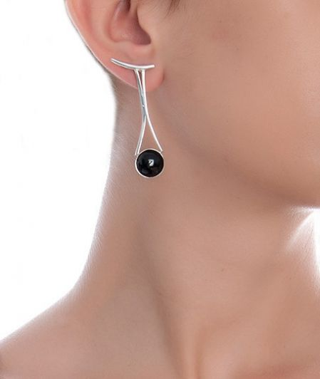 Moon Earrings / 1
