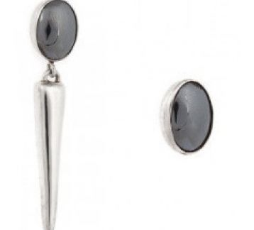 Stalactite Asymmetric Earrings / 2