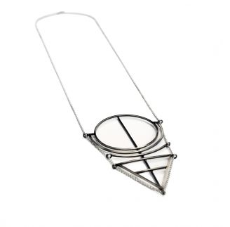 Geometric Necklace / 44