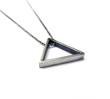 Geometric Necklace / 134