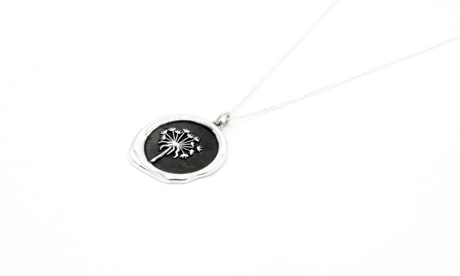 Dandelion Necklace / Karahindiba 266