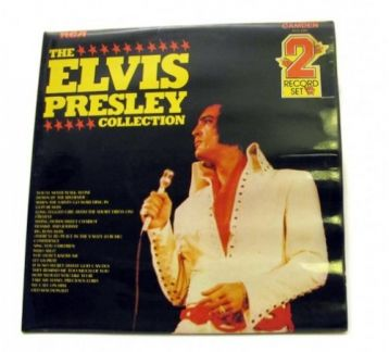 Elvis Presley - 33 Lük Koleksiyon Long Play  Double Orijinal
