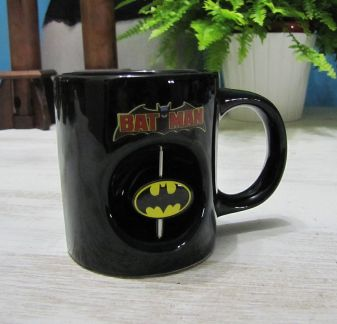 BatmanDark Mug - Batman Siyah Kupa -Super Kahramanar Serisi
