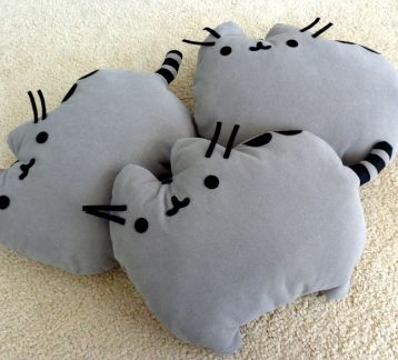 Pusheen kedi yastık,Pusheen the cat pillow
