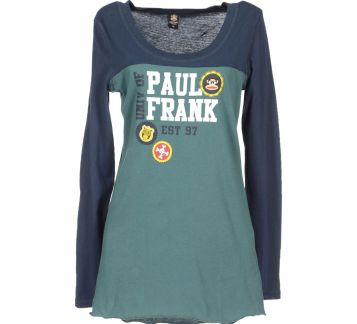 PAUL FRANK Enzyme Washed Green