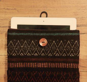 Folk Ipad Case