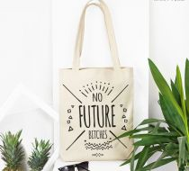 Kinky Pera No Future Bitches Bez Çanta Tote Bag