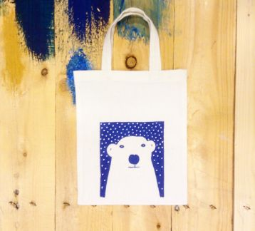 mini totebag (by hülya özdemir)