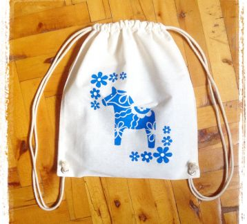 totebag backpack (by hülya özdemir)