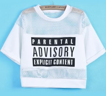 'parental advisory explicit content' fileli s/m t-shirt
