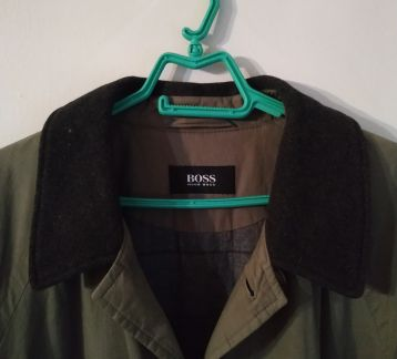 Hugo Boss Vintage Original Trenchcoat XL 2ncı el