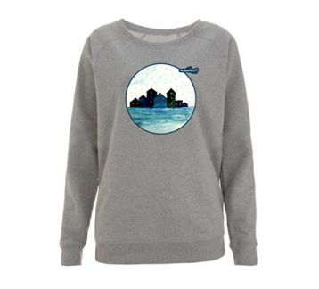 'Flight' unisex sweatshirt
