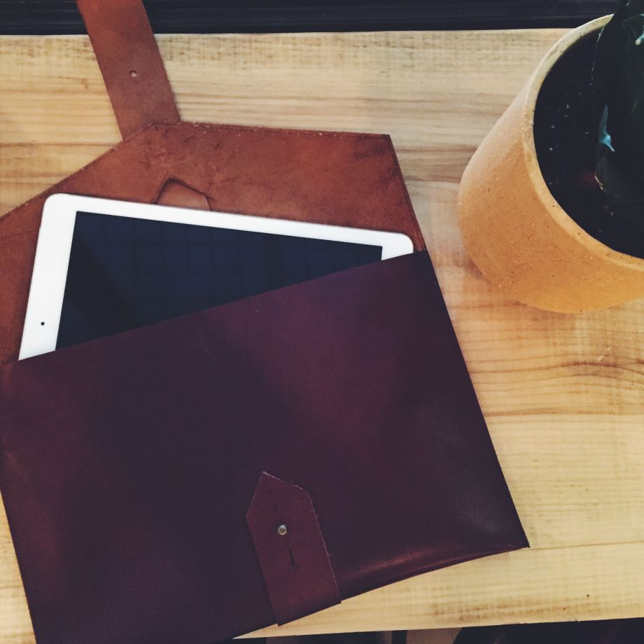 Deri Ipad Kılıfı / Leather Ipad Case