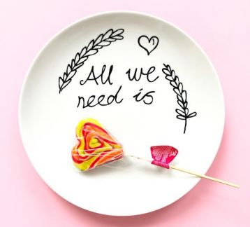 All We Need is..