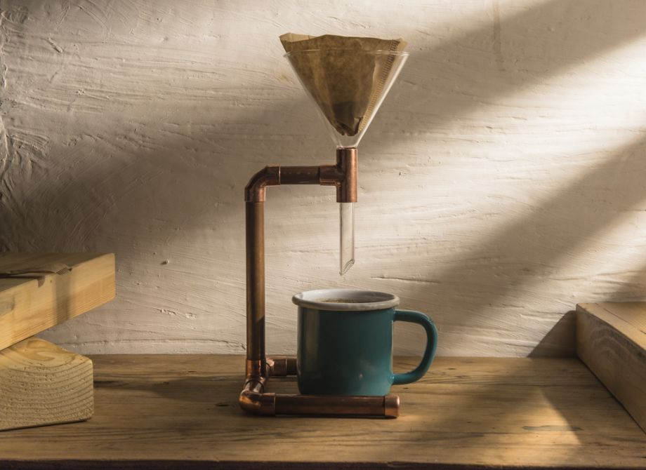 Simple Coffee Dripper | Afi Coffee Kahve Demleme Sistemi