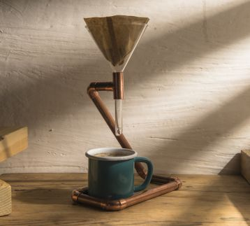 Zigzag Coffee Dripper | Afi Coffee Kahve Demleme Sistemi