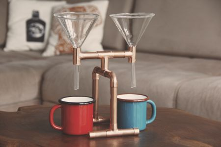 Simple Two Coffee Dripper | Afi Coffee Kahve Demleme Sistemi