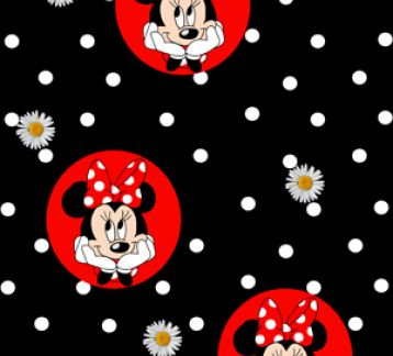 Mickey Mouse Papatyalar Runner & Ranir - RUN253