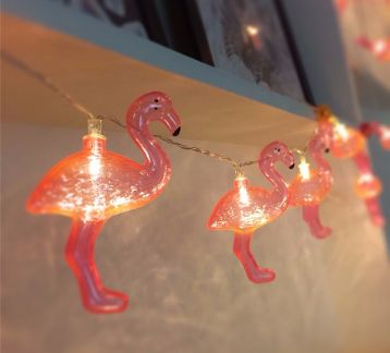 Flamingo LED Dize Lamba