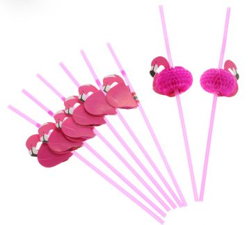 Flamingo Pipet (12 adet)