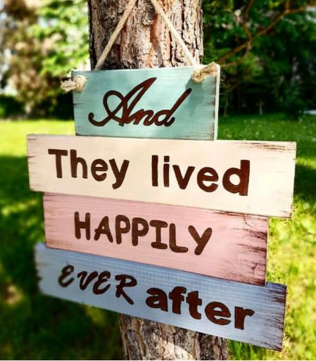 """""""Happily Ever After"""""""