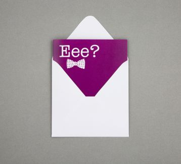 Exclamation Cards - Eee?