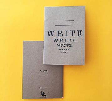 WriteDesignSketch Notebooks: WRITE