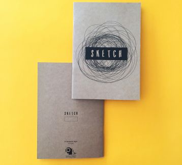 WriteDesignSketch Notebooks: SKETCH
